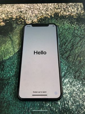 iPhone X 64GB Space Gray Unlocked for Sale in Seattle, WA