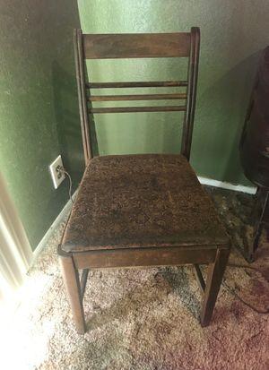 Antique chair for Sale in Salt Lake City, UT
