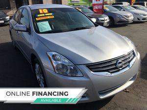 2010 Nissan Altima for Sale in Oakdale, CA