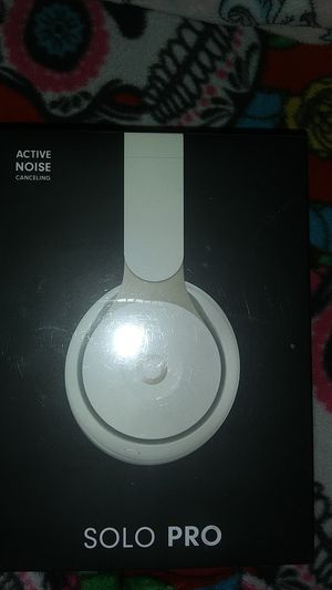 Beats by Dre (Ivory) wireless Bluetooth headphones for Sale in Westminster, CO