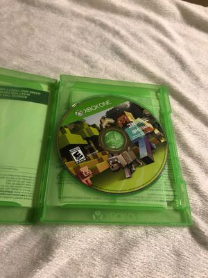 Minecraft Xbox one edition ,MOJANG , Microsoft studios for Sale in Pittsburgh, PA