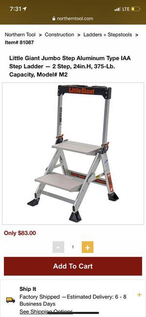 Little Giant Folding Step Ladder for Sale in Nashville, TN