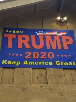 Trump Flag. Keep America Great! for Sale in Orange, CA