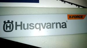 """CHAINSAW BAR X-FORCE DE 18"""" Husqvarna for Sale in Los Angeles, CA"""