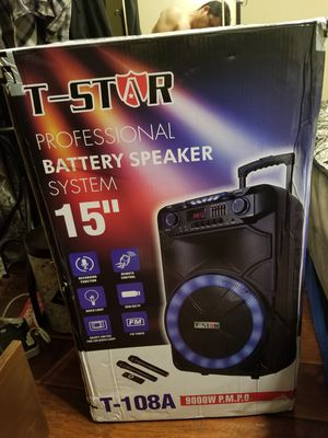 Speaker Bluetooth for Sale in Santa Fe Springs, CA