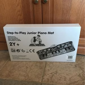 Toddler Piano Mat for Sale in Manchester, CT