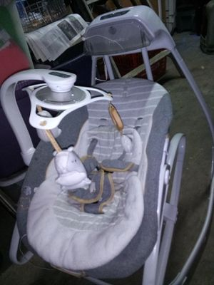 Ingenuity baby swing and rocker for Sale in Pflugerville, TX