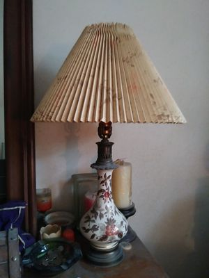 Antique lamp for Sale in Langhorne, PA