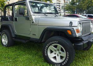 JEEP WRANGLER 2000 AUTOMATIC 4 CYL 2.5 DOOR METAL WINDOW LIFTD for Sale in Miami Beach, FL
