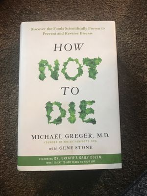 How not to die for Sale in Brooklyn Park, MN