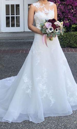 Wedding dress, Pronovias Druelia for Sale in San Francisco, CA