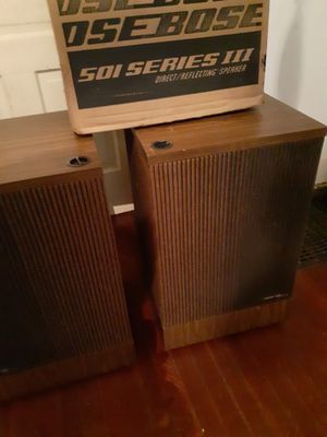 BOSE 501 SERIES 3 for Sale in Indianapolis, IN