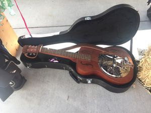 Brand New Dobro with Case for Sale in East Wenatchee, WA