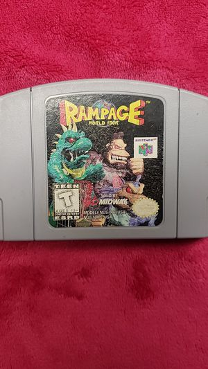 Rampage world tour for Sale in Glenwood, OR