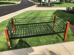 Sturdy twin bed frame for Sale in Strongsville, OH