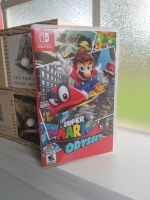 Super Mario Odyssey - Nintendo Switch for Sale in Spring, TX