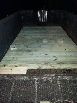 Dual axle 5 by 8 foot trailer for Sale in Largo, FL