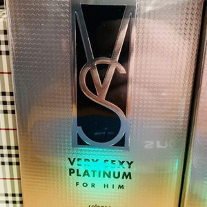 Victoria's Secret Very Sexy Platinum For Men 1.7oz New Sealed Box for Sale in Bellmore, NY