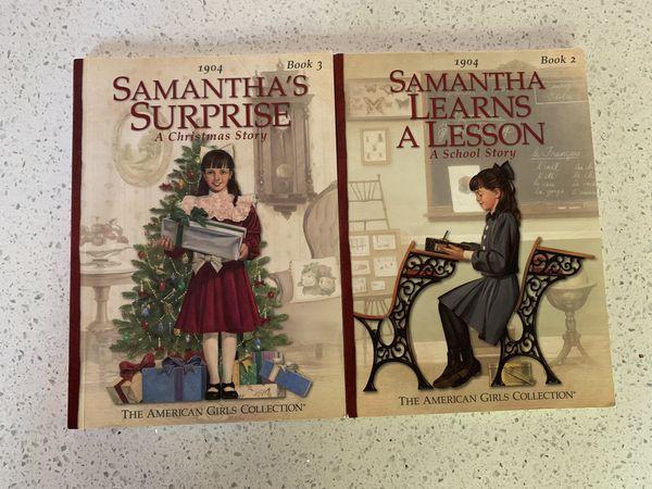 American Girl Samantha books