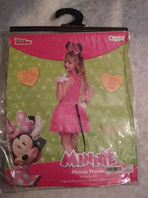 MINNIE MOUSE ACCESSORY KIT BRAND NEW for Sale in Las Vegas, NV