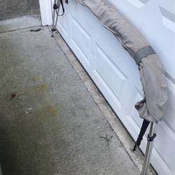 Grey Bimini Boat Top for Sale in Federal Way,  WA