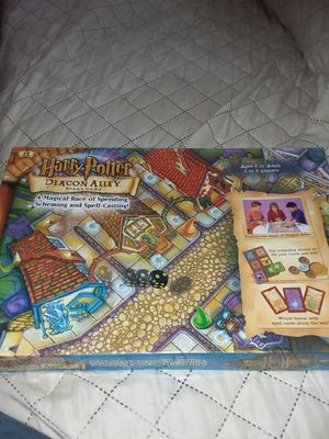 Harry Potter Diagon Alley board game for Sale in Columbus, OH