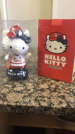 St. Louis Cardinals Hello Kitty Bobblehead 2018 for Sale in St. Louis, MO