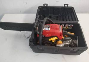 "Homelite 3816c 16"" Gas Motor Chainsaw 42cc for Sale in Kennesaw, GA"