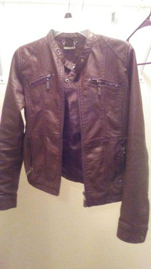 Leather jacket for Sale in Monroe, WA