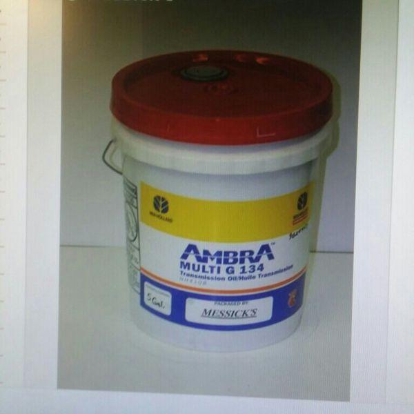 Multi Use Hydralic Fluid , 5 Gal. Unopen