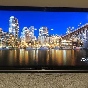 Panasonic Plasma HDTV 50 Inch for Sale in Renton, WA