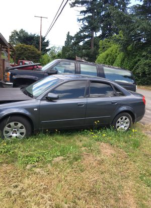 02 Audi A4 for parts for Sale in Auburn, WA