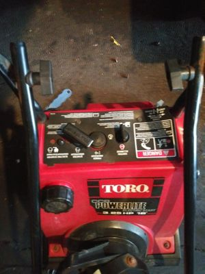 Toro 3.25 hp powerlite snowblower for Sale in Downers Grove, IL