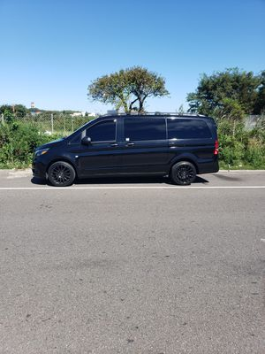 18inch Black Gloss Rims with Tires for Sale in ENGLEWD CLFS, NJ