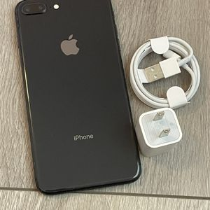 IPhone 8 Plus 64gb Space Grey TMOBILE METROPCS for Sale in Round Rock, TX