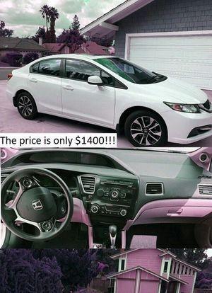 2013 Honda Civic Price$1400 for Sale in Newark, NJ