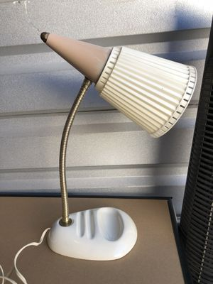 Mid century desk lamp for Sale in Lakewood, CO