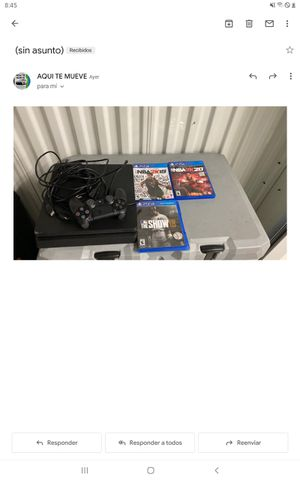 PS4 for Sale in Lake Alfred, FL