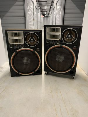 Two sets of DJ/Party Speakers 🔊 🔊 for Sale in Melbourne, FL