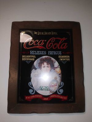 Coca-Cola picture from the 1980s for Sale in North Fort Myers, FL