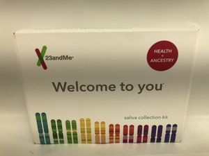 23&Me DNA Test - Health and Ancestry Service - Brand New for Sale in Phoenix, AZ