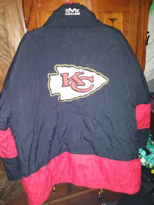**vintage 90s CHIEFS JACKET** excellent condition for Sale in Fresno, CA