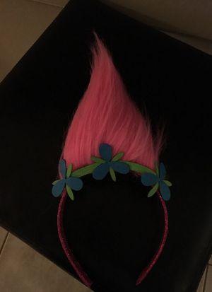 10 trolls poppy headbands for Sale in Deltona, FL