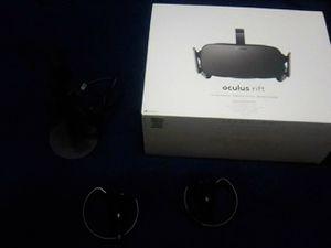 Oculus Rift VR System for Sale in Joshua, TX