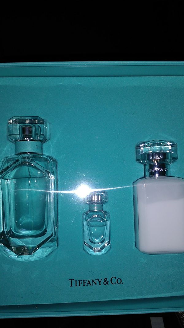 Tiffany&Co Perfume Set