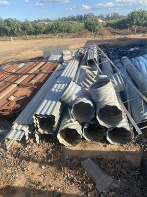 Steel culvert for Sale in Clovis, CA