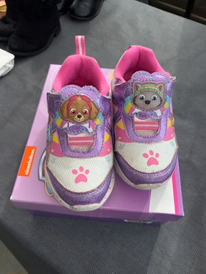 Paw patrol shoes for Sale in Fontana, CA
