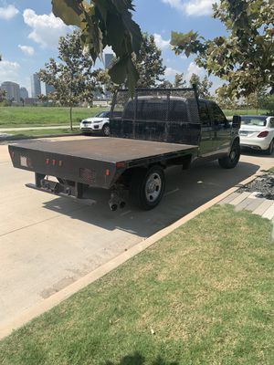 2008 Ford F-350 Flatbed for Sale in Houston, TX