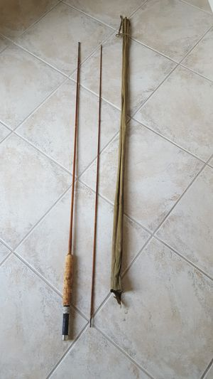 VINTAGE BAMBOO PRINCESS FLY ROD for Sale in Escondido, CA