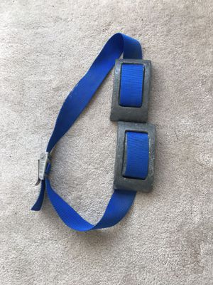 Diving weight belt for Sale in Accokeek, MD